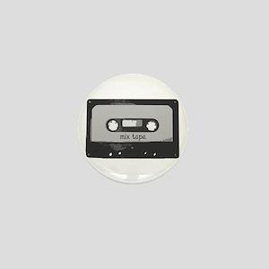 Mini Mix Tape Button