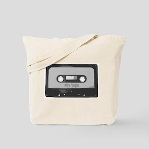 Mix Tape Tote Bag
