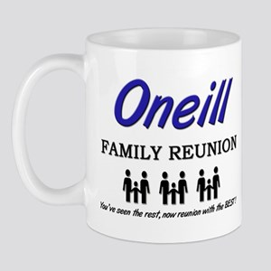 Oneill Family Reunion Mug