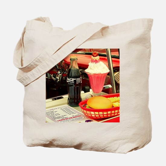 Funny 50s Tote Bag