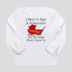 snowdaddy Long Sleeve T-Shirt