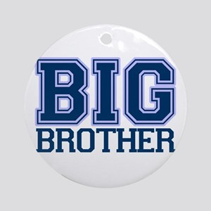 big brother varsity Ornament (Round)