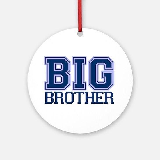 big brother varsity Ornament (Round)