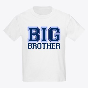 big brother varsity Kids Light T-Shirt
