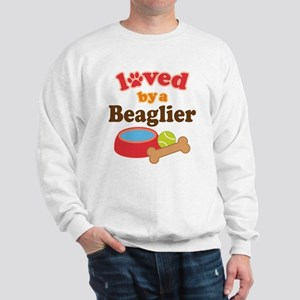 Beaglier Dog Lover Sweatshirt