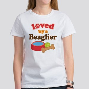Beaglier Dog Lover Women's T-Shirt
