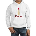 Kiss Me Lipstick Hoodie