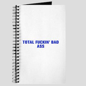 Total fuckin bad ass-Akz blue Journal