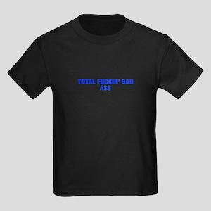 Total fuckin bad ass-Akz blue T-Shirt