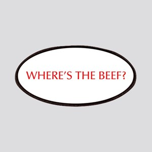 Where s the Beef-Opt red Patches