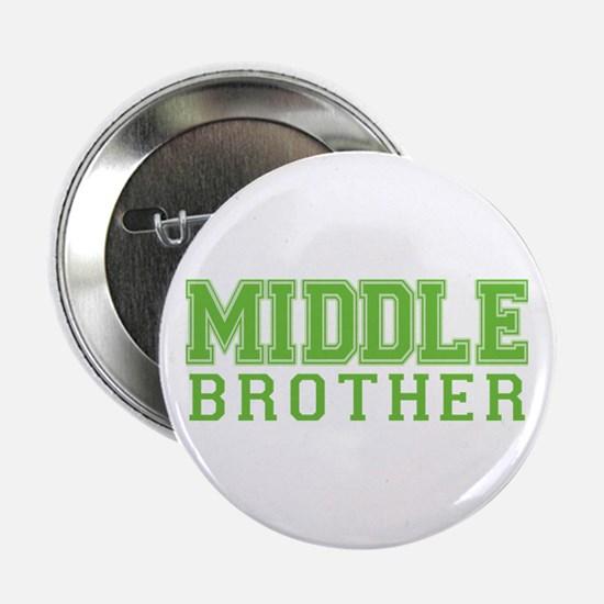 middle brother varsity Button