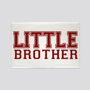 little brother varsity Rectangle Magnet