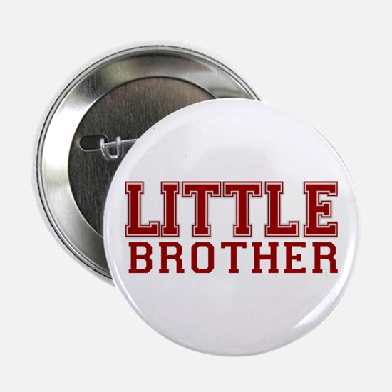 little brother varsity Button