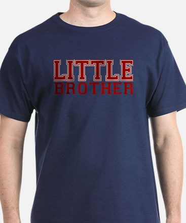 ADULT SIZES little brother varsity T-Shirt