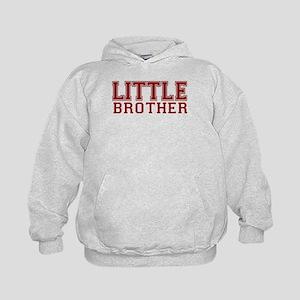 little brother varsity Kids Hoodie