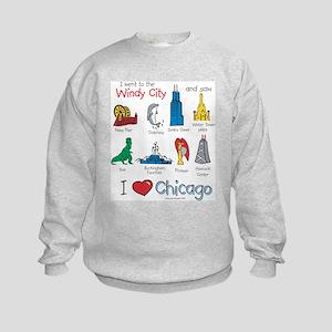 Kids Stuff Kids Sweatshirt