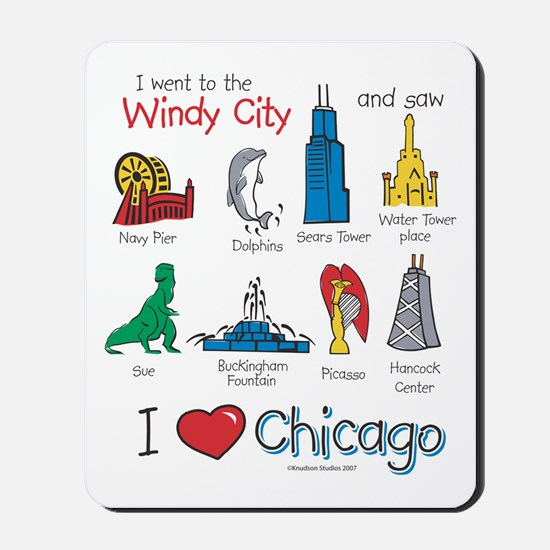 Kids Stuff Mousepad