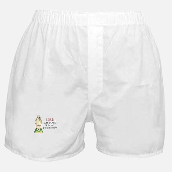 LOST HAIR Boxer Shorts