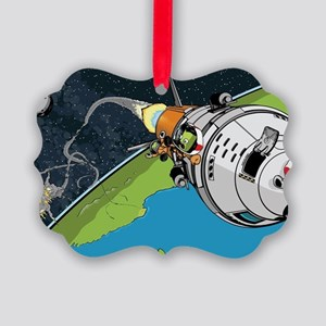 Kerbal Space Program Picture Ornament