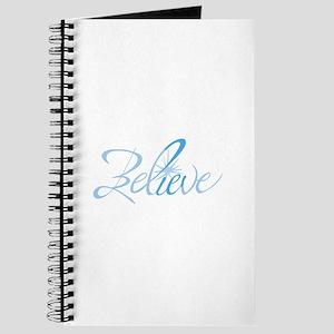 BELIEVE LETTERING Journal