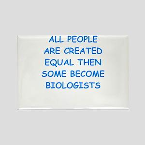 biology joke Magnets