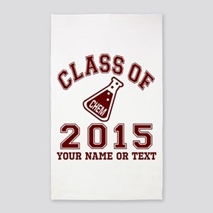 Class of 2015 Chemistry Area Rug