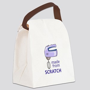 MADE FROM SCRATCH Canvas Lunch Bag