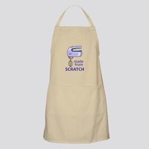 MADE FROM SCRATCH Apron