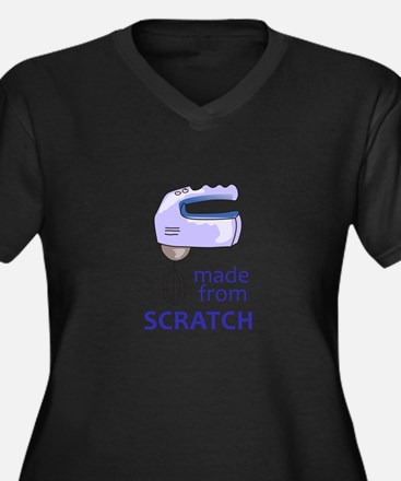 MADE FROM SCRATCH Plus Size T-Shirt