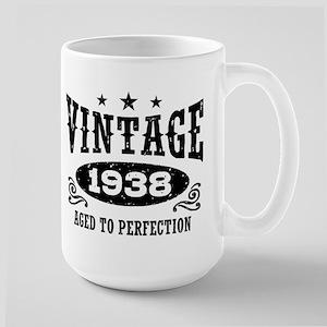 Vintage 1938 Large Mug