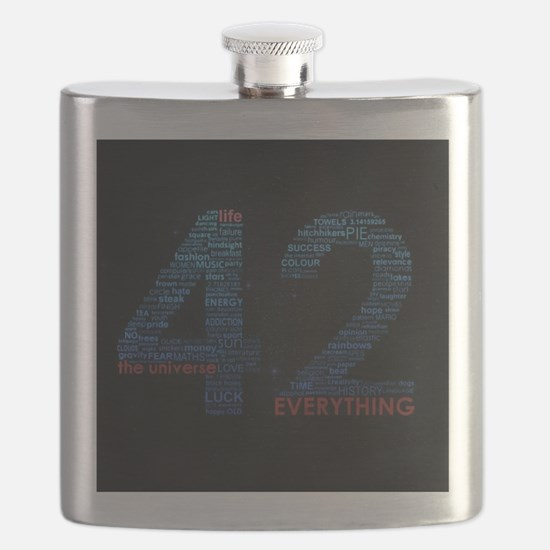 The universe Flask