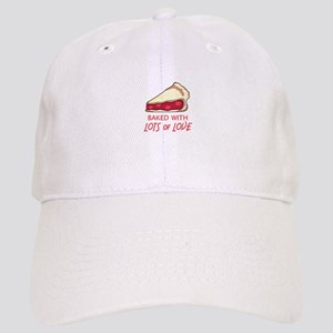 BAKED WITH LOVE Baseball Cap
