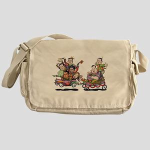 Clown Car 5-15 Messenger Bag