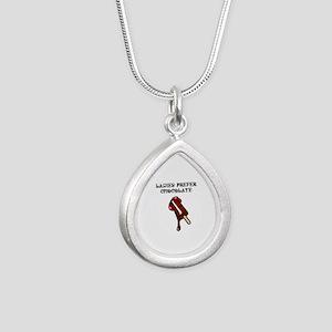 Chocolate_1_tshirt Necklaces