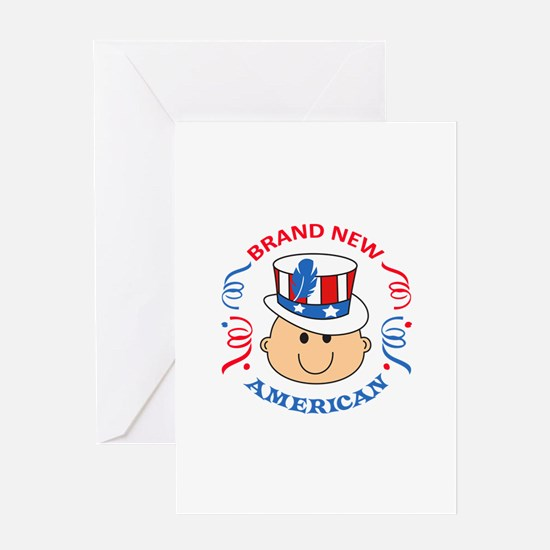BRAND NEW AMERICAN Greeting Cards