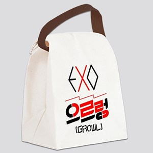 EXO Growl Canvas Lunch Bag