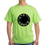 What the Duck: Dial Green T-Shirt