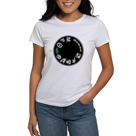 What the Duck: Dial Women's T-Shirt