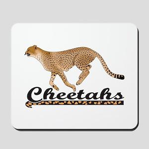 CHEETAHS Mousepad