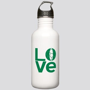 Nigerian LOVE Soccer Stainless Water Bottle 1.0L