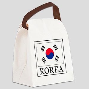 Korea Canvas Lunch Bag