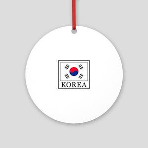 Korea Ornament (Round)