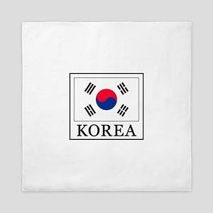 Korea Queen Duvet