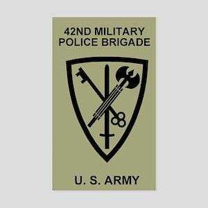 42nd MP Brigade <BR>Sticker