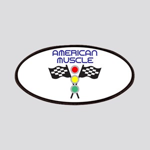 AMERICAN MUSCLE Patches