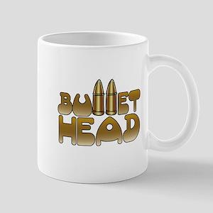 Bullet Head Mug