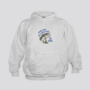 GOOD DAY TO FISH Hoodie