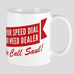 Speed Dial Saul Mugs