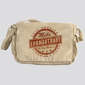 Retro Mike Ehrmantraut Cleaner Messenger Bag