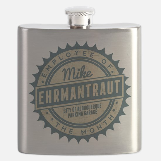 Mike Ehrmantraut Employee Of The Month Flask